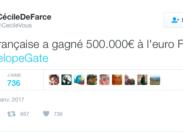 Le Tweet du jour 26/01/17 #PenelopeGate