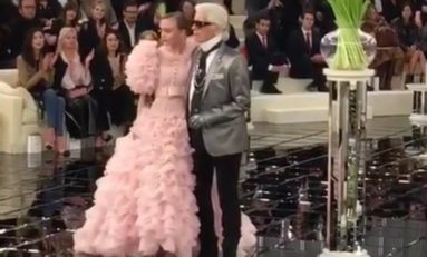 Fashion week Paris défilé Chanel
