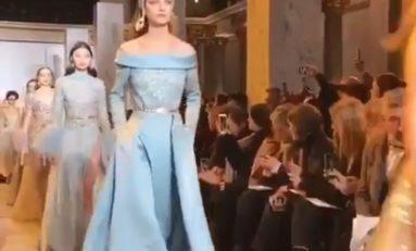 Fashionweek Paris Elie Saab