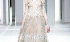 Fashionweek, Galia Lahav habille la femme en jouant sur la transparence...