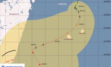 Île de La Réunion : avant que Carlos sans Tana n'arrive