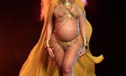 Beyoncé aux Grammy's (photos)