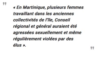 Sexe et politique en Martinique : et si Nilor n'était pas le seul à mettre son phallique bulletin dans l'urne des femmes ?
