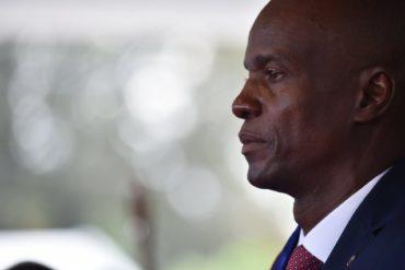 Jovenel Moïse nouveau président de la République d'Haïti