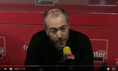 Un journaliste du Canard Enchainé parle du #PenelopeGate (vidéo)