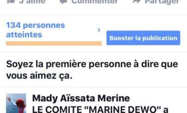 Marine Dèwo : Jean-Charles Brédas déclaré persona non gratin