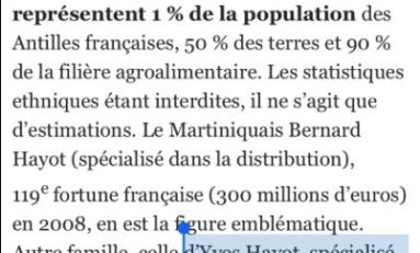 Yves...la Martinique te dit...MERCI
