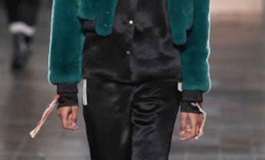 Fashionweek de Paris ... Sonia Rykiel, l'élégance parisienne  avec ses cultissimes plumes !