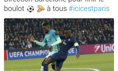 Le tweet de trop - Blaise Matuidi