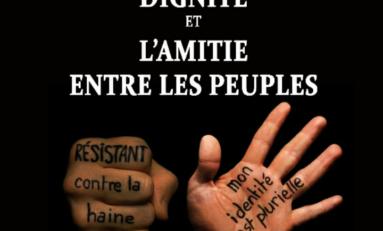 Martinique : Marche pour la Dignité et l'Amitié entre les peuples