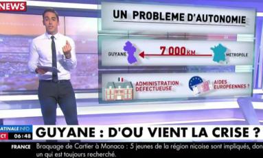 C News...c'est comme Macron