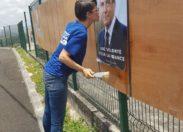 """Présidentielle 2017 : François Fillon provoque une """"By Low Law Addiction"""" en Martinique"""