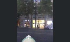 L'attentat sur les Champs-Elysées (vidéo)