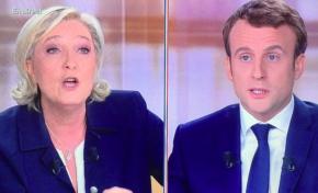 La phrase du jour 04/05/17 Le Pen- Macron