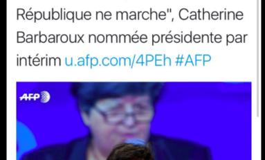 L'Agence France-Presse (AFP) livre son premier lapsus sous l'ère Macron