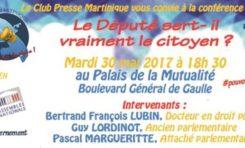 Le Club Presse Martinique est-il En Marche pour Bruno Nestor Azerot?