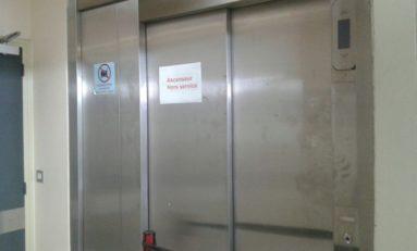 Un ascenseur en panne à l'aéroport Aimé Césaire en Martinique depuis...5 mois