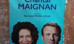 Législatives 2017 en Martinique : oh mon dieu, oh Ma Diana, oh Djee Zeus, Chantal...oh miracle...tes cheveux...c'est Pello Pello ?