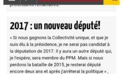 Pourquoi les politiciens (nes) mentent en Martinique ?