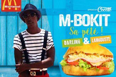 Après le McGoulou voilà le M-Bokit approved by Cocolo