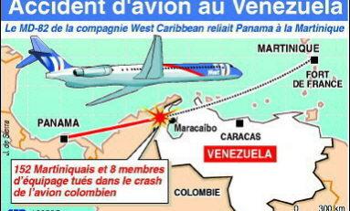 Dossier AVCA : le deuxième crash