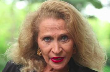 La romancière Suzanne Dracius présente son livre RUE MONTE AU CIEL en Italie