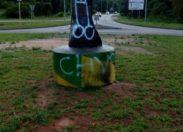 Manque de respect en Guyane...