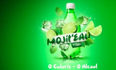 Didier invente l'eau zéro alcool