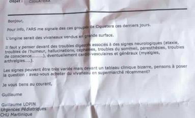 Cas de ciguatera en Martinique : l'enseigne Carrefour ne peut pas noyer le vivaneau
