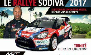 Martinique Rallye Tour...un rallye Simon rien...