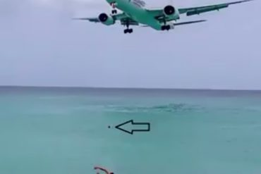 Crash évité de justesse à St Martin 😳 ? (vidéo)