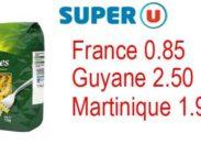La Guyane...tue mes pâtes !!!