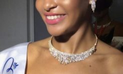 Miss Martinique 2017 est .... Jade Voltigeur
