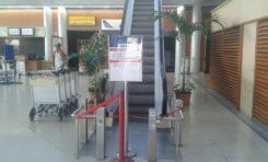 Aéroport Aimé Césaire en Martinique : pour Frantz Thodiard le Sénat est l'ascenseur social prioritaire