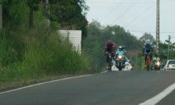 Tour Cycliste de Martinique 2017 : 2ème étape Yolan Sylvestre toujours en jaune