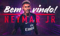 Neymar...le grand pari de Paris