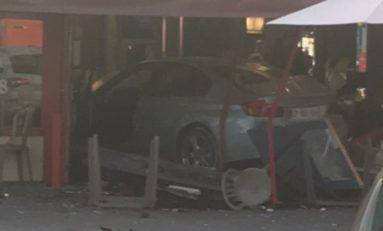 [Breaking]Une voiture fonce intentionnellement dans une terrasse en Seine et Marne