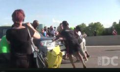 Fox News sort un tutoriel pour apprendre à charger la foule avec sa voiture