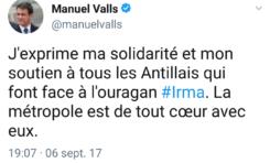 Manuel Valls...je t'en supplie au nom de Colbert...putain...ferme ta Gaule.