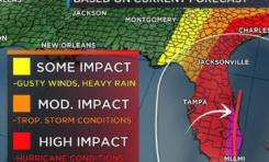 Irma ne va pas faire ami-ami avec  Miami