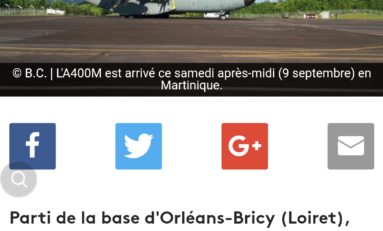 La compagnie aérienne Seize Air interdite de tarmac en Martinique
