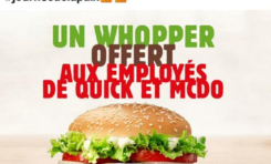 Île de La Réunion : my name is Colbert...Call Burger King