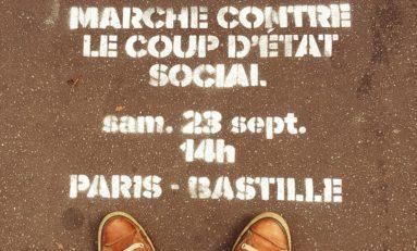 Image du jour 23/09/17 Paris - Bastille