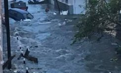 Image du jour 06/09/17 - Irma - St Barth
