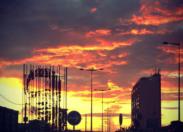 L'image du jour 05/10/17 - Martinique -Sunset - Césaire