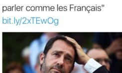 """""""On peut être cultivé et parler comme les français"""""""