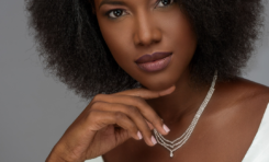MISS FRANCE 2018…MISS MARTINIQUE PEAUFINE SA PEAU AU POSSIBLE