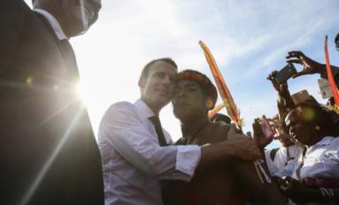 """Emmanuel """"Colbert"""" Macron est vraiment l'homme du changement"""