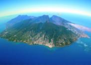 Tremblement de terre à l'île de La Réunion