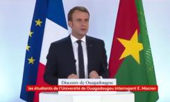 Quand Emmanuel Macron bwanalise l'Afrique
